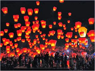 เทศกาลโคมไฟ (Lantern Festival)