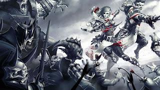 PS4 War game Wallpaper