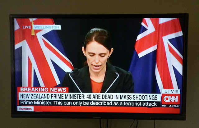 Penembakan Muslim Di New Zealand Image: Pelaku Penembakan Masjid Di Cristchurch New Zealand Unggah