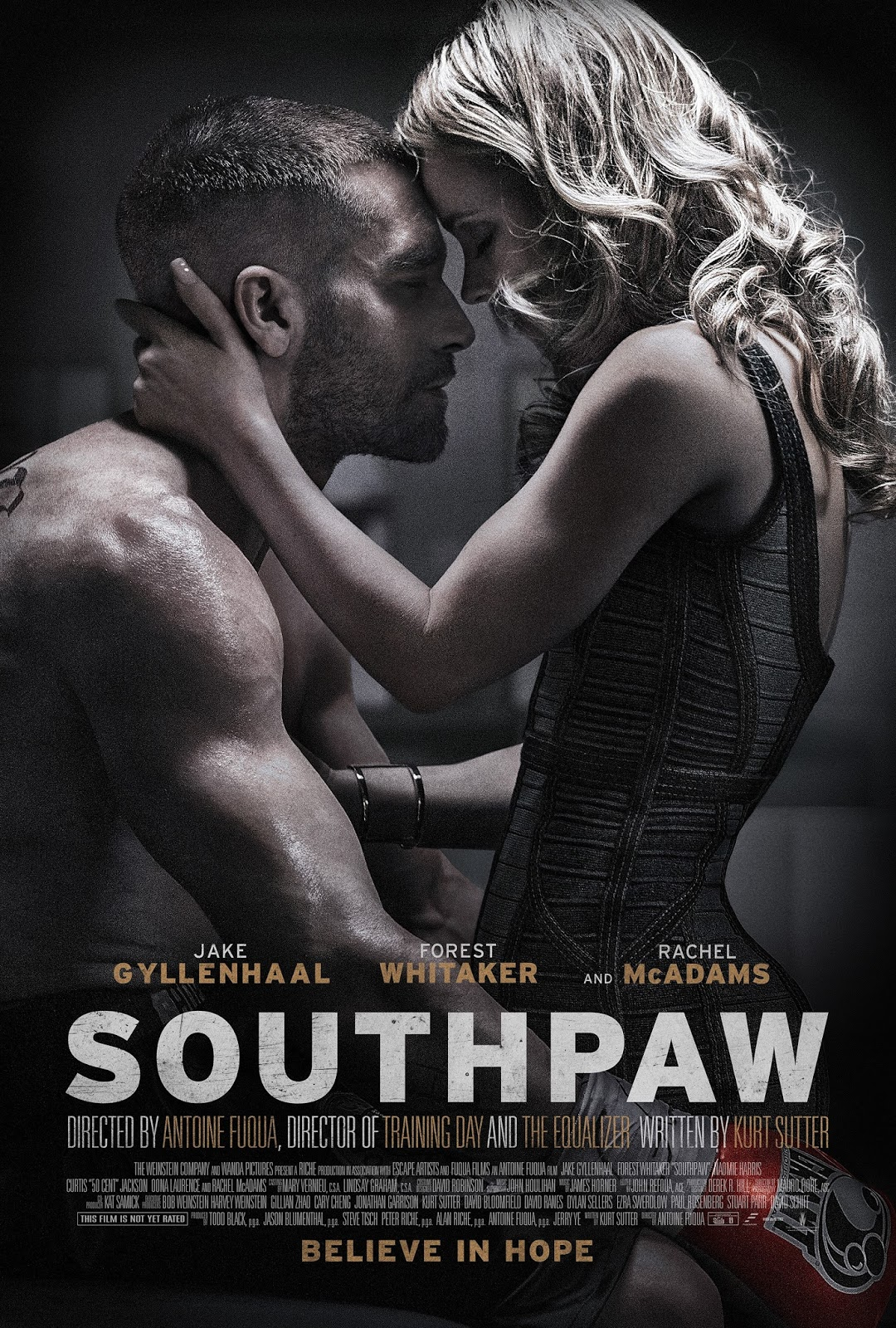 "SNEAK PEEK: Footage From ""Southpaw"""