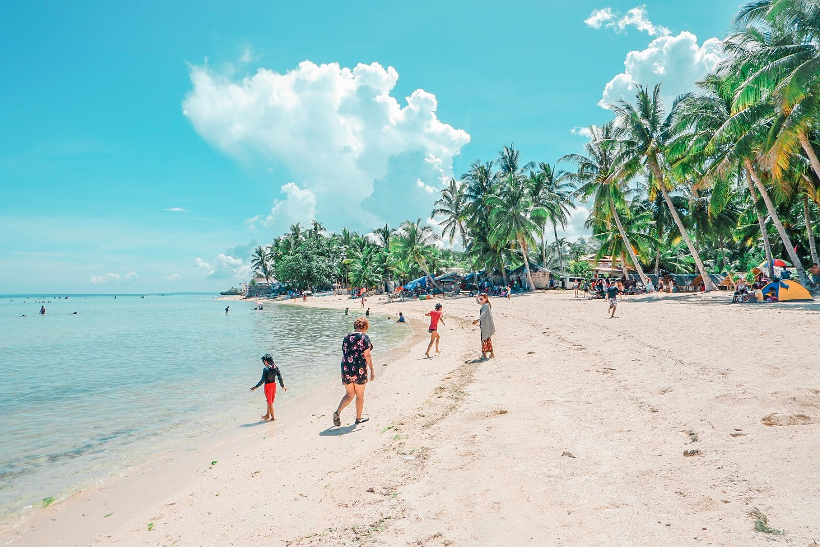 Day Trip to Maravilla Beach in Tabuelan, Cebu