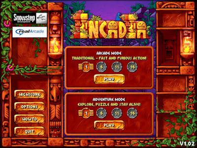 土著怪臉(Incadia),經典的方塊消除類型遊戲!