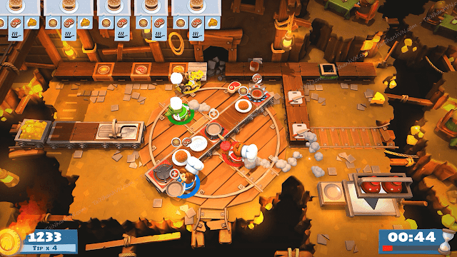 Tải Game Overcooked 2 (Overcooked 2 Free Download)