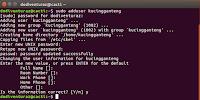 Tutorial Cara Membuat User Baru di Linux