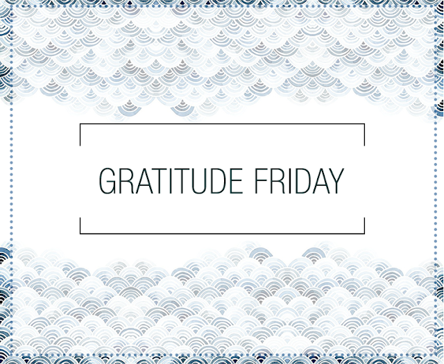 Gratitude Friday: Of free stuffs and revamps