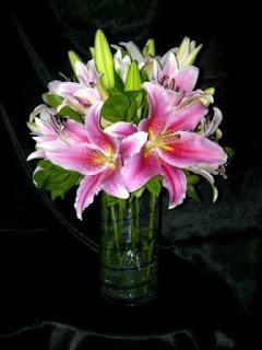 Bunga Buket dan keindahanya