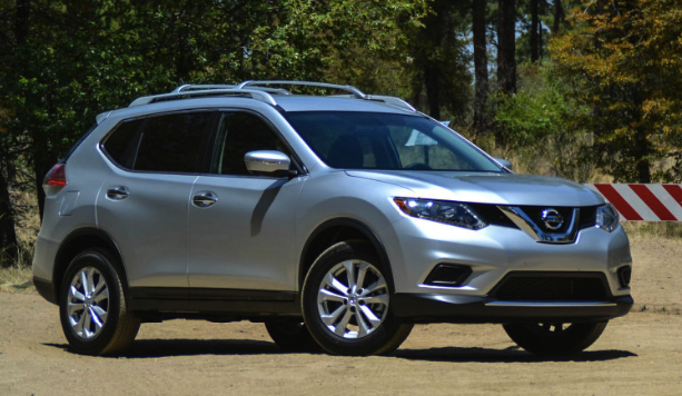 Car and Driver Nissan Rogue AWD Review 2018