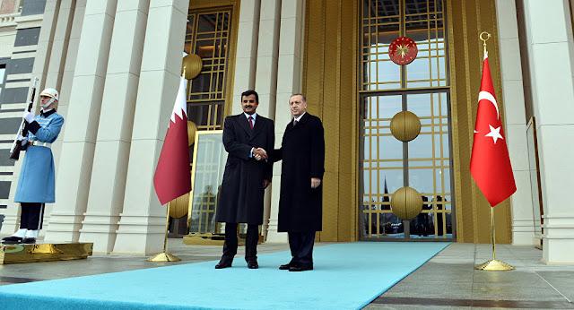 Erdogan rejeita ultimato e diz que tropas turcas vão ficar no Catar