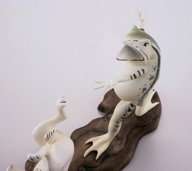 海洋堂から鳥獣戯画のフィギアが発売された?【i】