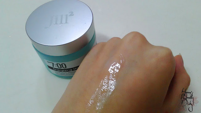 jill2 7AM energizing morning cream