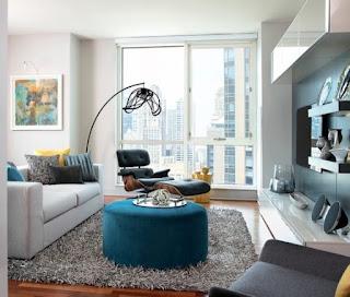 menata ruang tamu minimalis sederhana