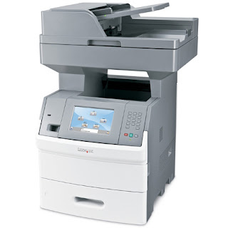 Lexmark X652de Driver Download