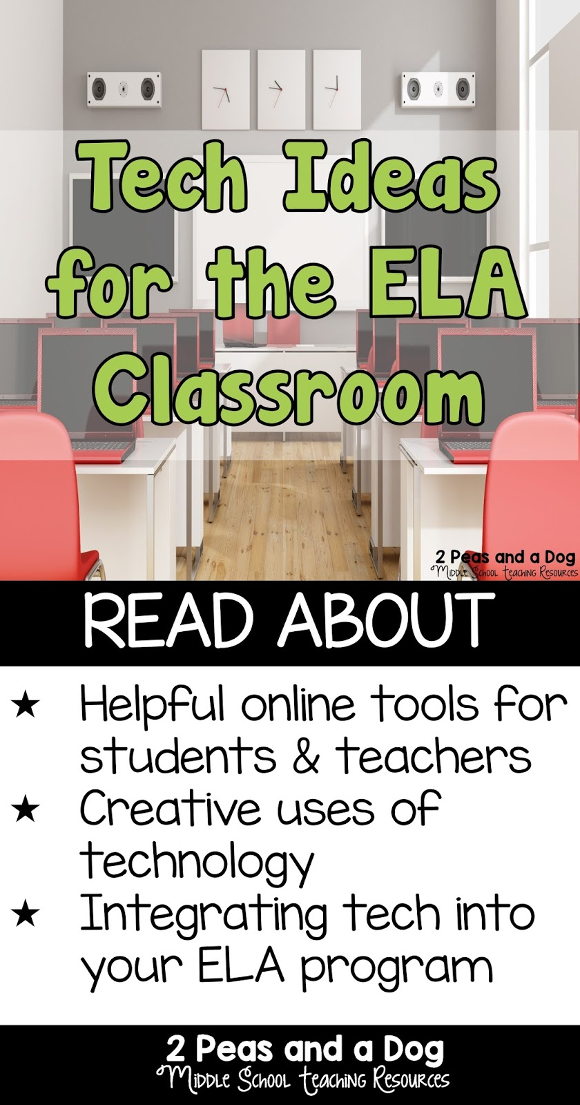 Classroom Technology Ideas ~ Technology ideas for the english language arts classroom