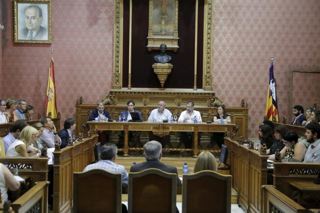 Pleno del Consell