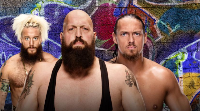 Big Show Vs Big Cass SummerSlam Live Stream