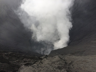 Kawah Gunung Bromo enrymazni.com