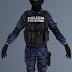 Gendarmes (Bajos Recursos), Policía Federal, México