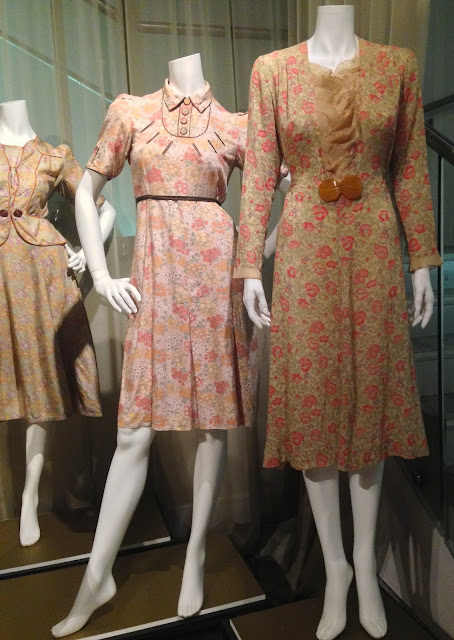 Thirties Liberty Dresses