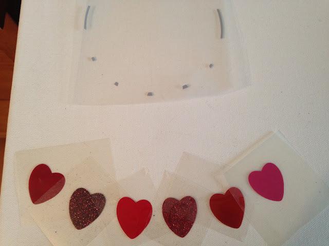 Silhouette Studio, Silhouette Cameo, free cut file, ombre hearts