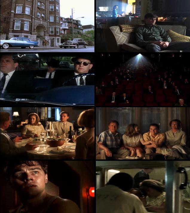 Catch Me If You Can 2002 Dual Audio Hindi 720p BRRip