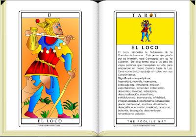 Cartas de Tarot / El Loco