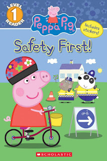 Peppa Pig: The Safety First!