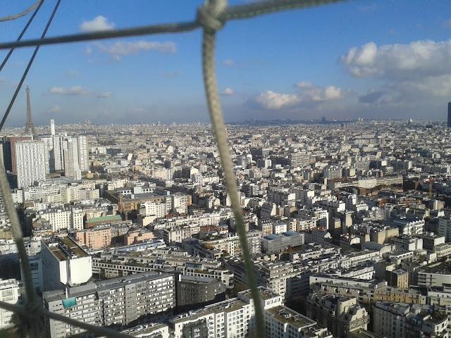 Balão Meteorológico de Paris