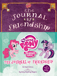 MLP The Journal of Friendship Book Media