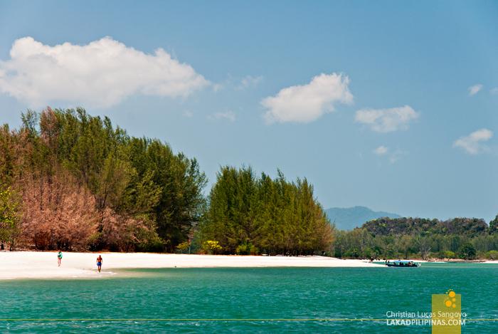 Kilim Karst Geoforest Park Langkawi Beach