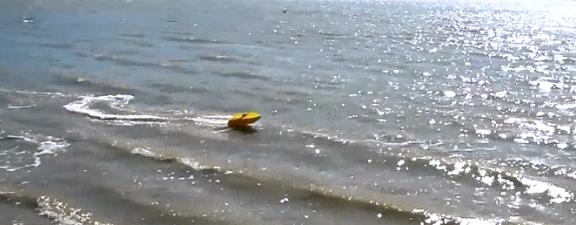 Yellow Boat Coroplast Boat Design - RCU Forums