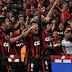 Atlético derrota o Flamengo por 2 a 1 e assume a liderança do grupo 4 da Libertadores da América