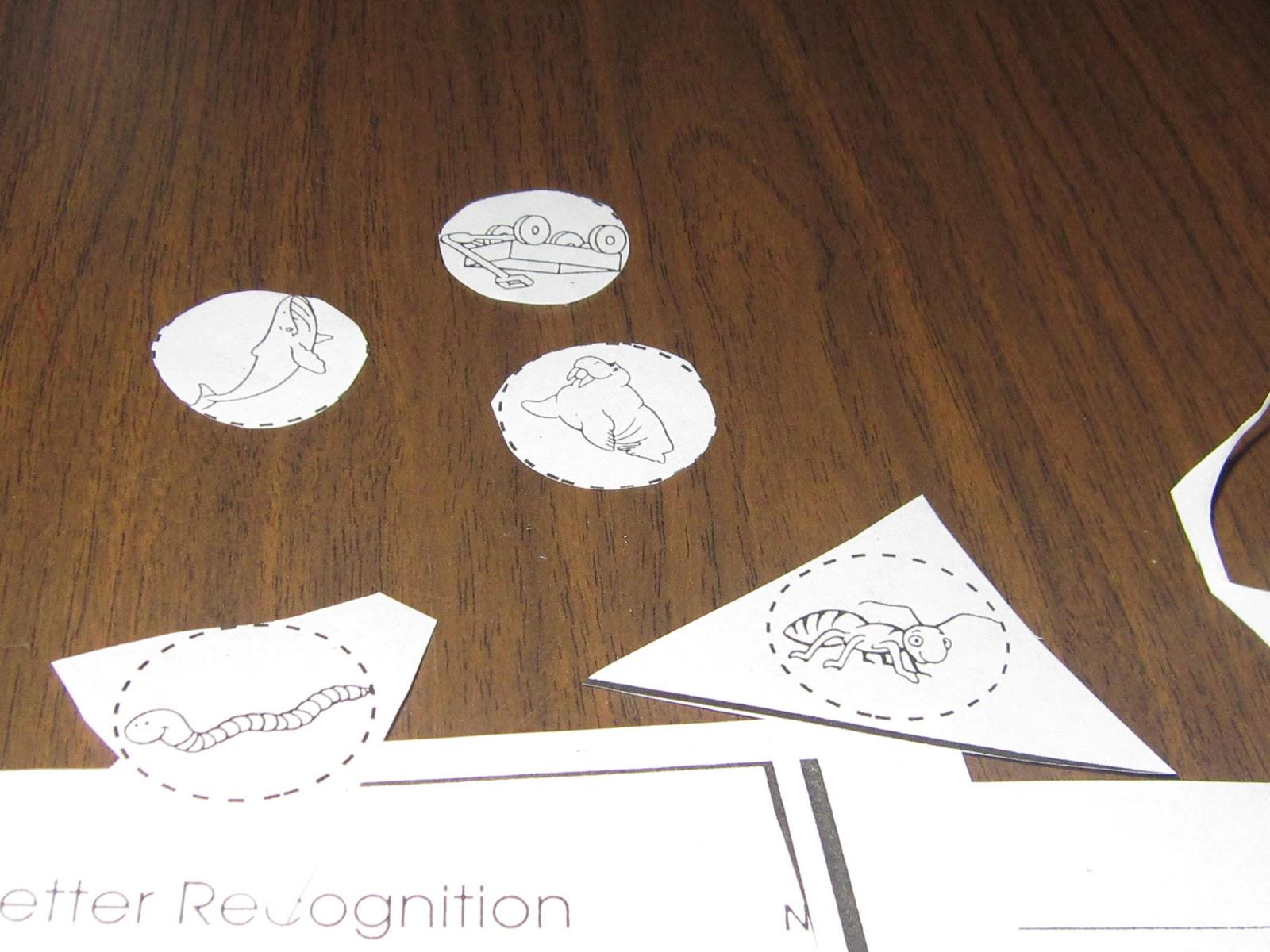Preschool W Words Weaving And Work