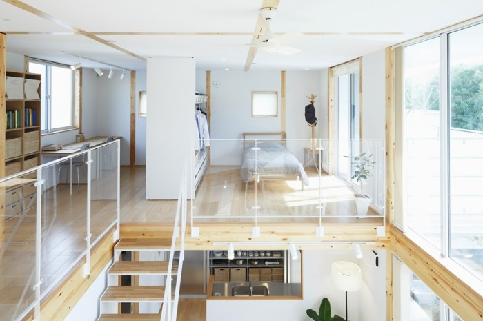 55 Koleksi Gambar Rumah Modern Ala Jepang HD Terbaik