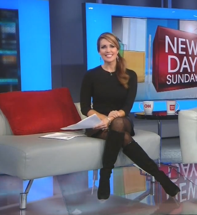 THE APPRECIATION OF BOOTED NEWS WOMEN BLOG : Christi Paul