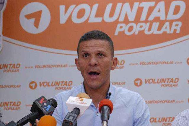 VENEZUELA: Voluntad Popular denuncia que nuevamente el diputado Gilber Caro fue secuestrado.