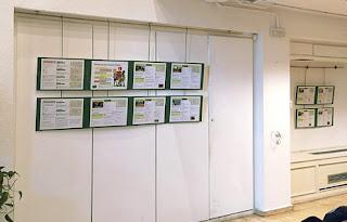 Exposición sobre los Centros Educativos Públicos de nuestro distrito en el Centro Sociocultural Tetuán