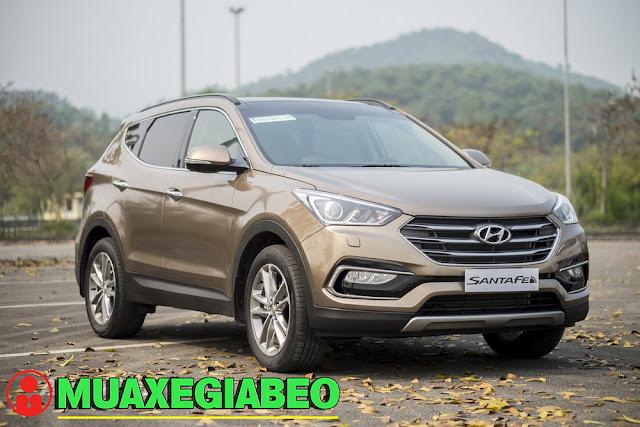 Giới thiệu Hyundai SantaFe 2.2L máy dầu phiên bản đặc biệt AWD ảnh 2