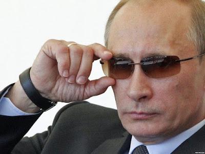Влади́мир Влади́мирович Пу́тин - Βλαντιμίρ Πούτιν