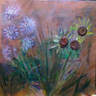 Daisy, Painting