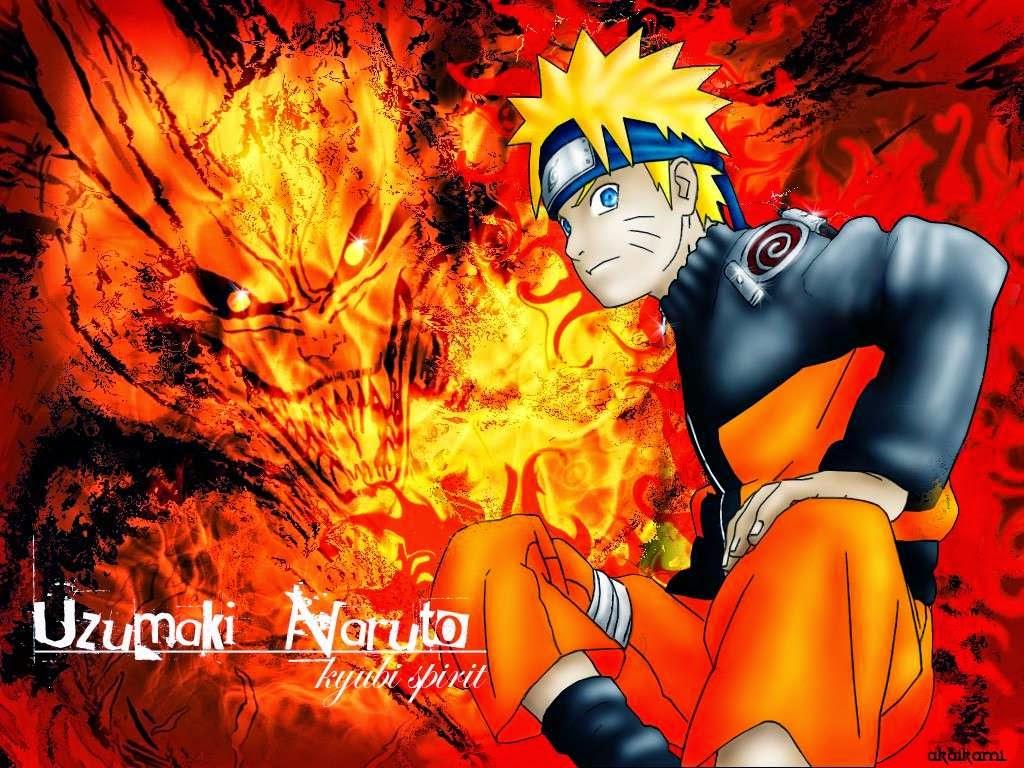 Wallpaper Naruto Keren