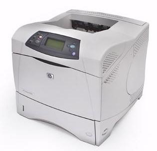 HP LaserJet 4250n Télécharger Pilote
