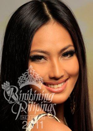 Dianne Necio: All glammed up for Miss International 2011 ...  |Dianne Necio