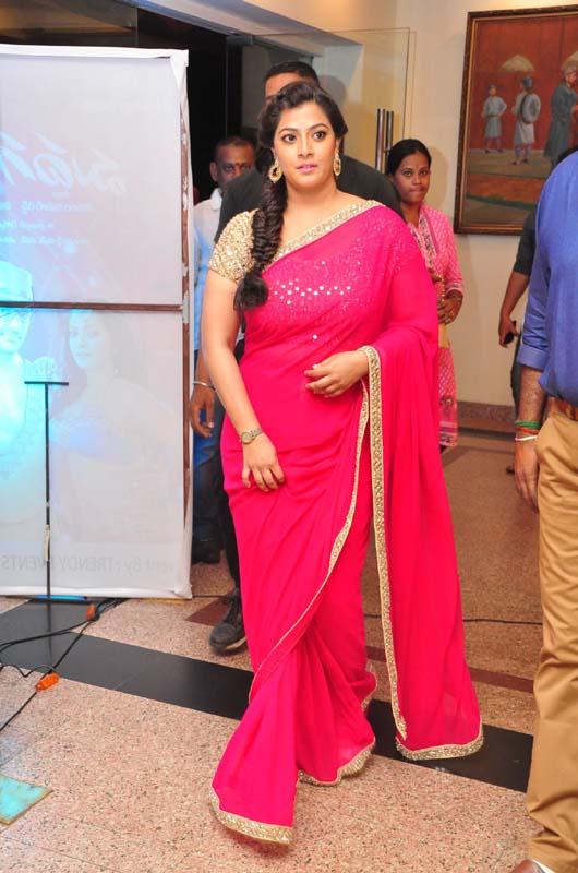 Varalaxmi Sarathkumar is an Indian film actress