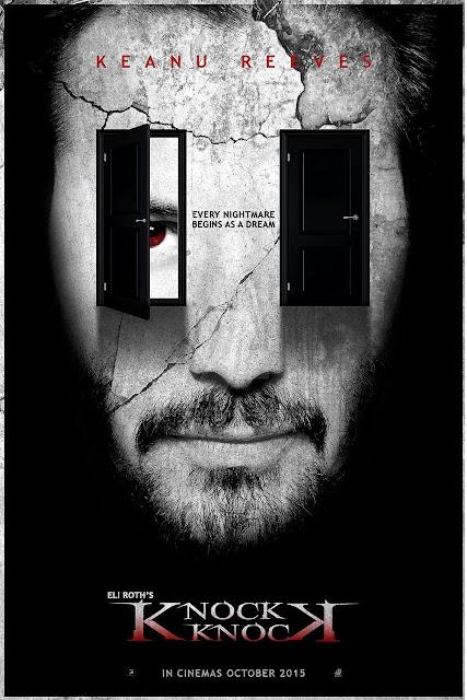 Knock Knock (2015) ταινιες online seires xrysoi greek subs