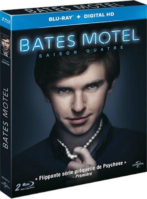 Bates Motel Saison 4 en DVD et Blu-ray