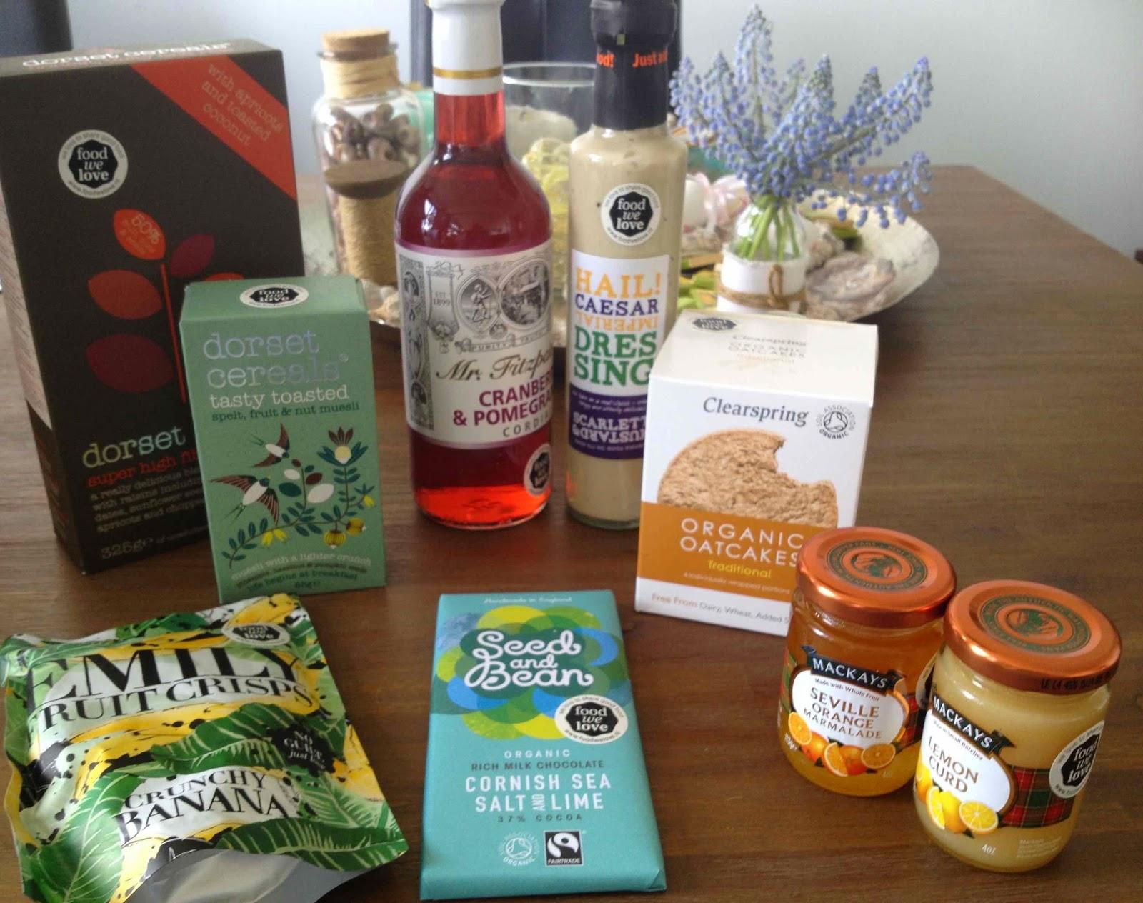 Food we love box maart