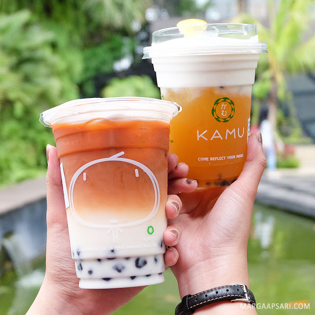Kamu Tea The Breeze BSD