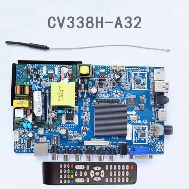 CV338H-A32 Smart Board All Firmware Free Download