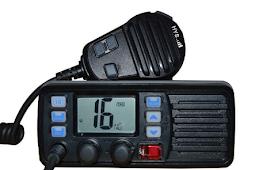 MARINE VHF RADIO UNTUK KAPAL