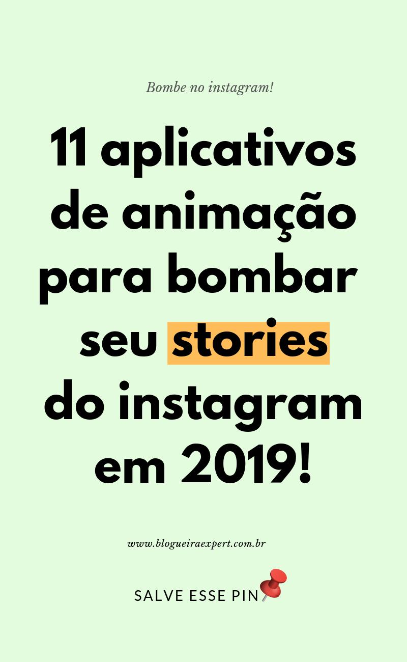 Aplicativos para stories do Instagram